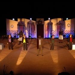 Αριστοφάνη ΙΠΠΗΣ από τη Θεατρική Σκηνή Ελευσίνας